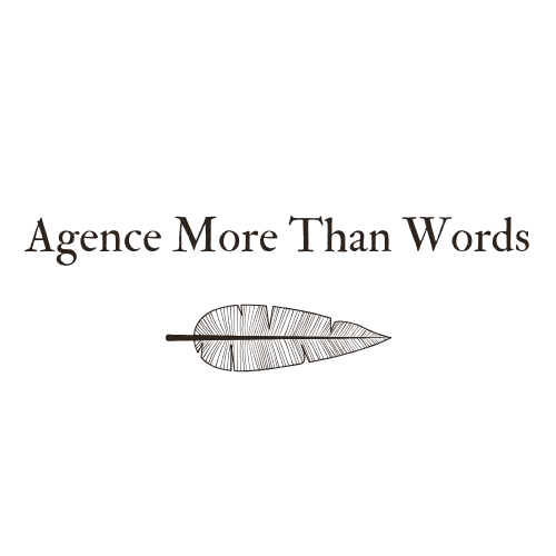 Agence More Than Words Logo